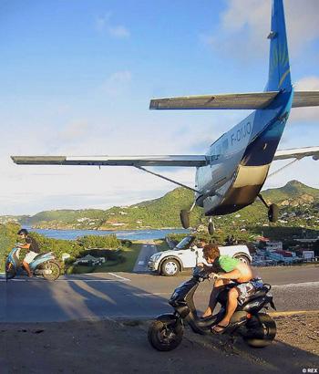 dangerous-landing