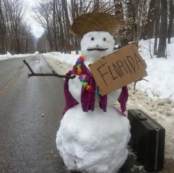 svada snømann